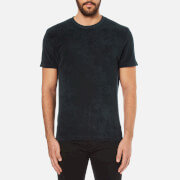 Our Legacy Men's Terry Towelling Perfect T-Shirt - Navy