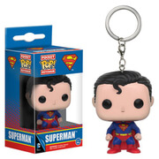 Superman Pop! Vinyl Figure Key Chain