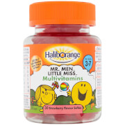 Haliborange Mr Happy Multivitamin Softie - 30 Strawberry Softies