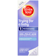 Seven Seas Trying For A Baby Vitamins - 28 Tablets