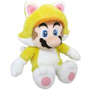 Mario Cat Soft Toy