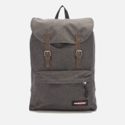 Eastpak Men's Authentic London Backpack - Black Denim