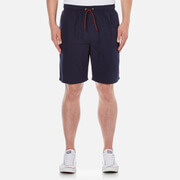 Luke 1977 Men's Cagy Knee Length Swim Short - Marina Navy