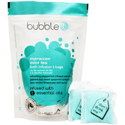 Bubble T Bath Infusion T-Bags - Moroccan Mint Tea 10 x 40g