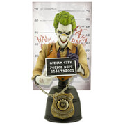 Cryptozoic Entertainment DC Comics The Joker Mugshot 7 Inch Bust