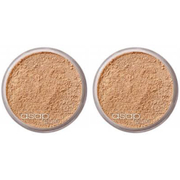 2 x asap Pure Mineral Makeup - Two 8g