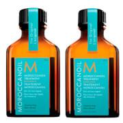 2x Moroccanoil Original Treatment 25ml