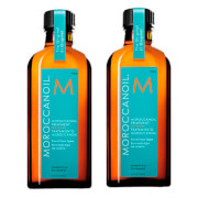 2x Moroccanoil Original Treatment 100ml