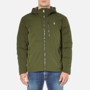 Polo Ralph Lauren Men's Hooded Anorak - Armadillo