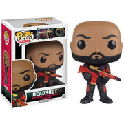 Escuadrón Suicida Deadshot (No Mask) 3 Inch Pop! Vinyl Figure