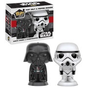 Star Wars Darth Vader Pop! Home Salt and Pepper Shaker Set