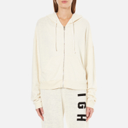 Wildfox Women's High Milk Run Hoody - Vanilla Latte