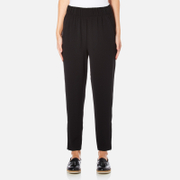 Ganni Women's Clark Pants - Black