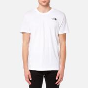The North Face Simple Dome T-Shirt für Herren - Weiß