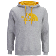 The North Face Men's Drew Peak Pullover Hoody - Heather Grey