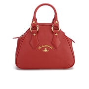 Vivienne Westwood Women's Divina Small Tote Bag - Bordeaux