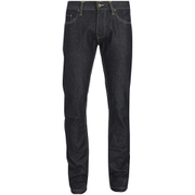 Brave Soul Men's Denton Slim Fit Jeans - Dark Indigo Wash