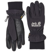 Jack Wolfskin Women's Flexshield Gloves - Black