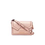 Karl Lagerfeld Women's K/Klassik Super Mini Cross Body Bag - Metallic Rose