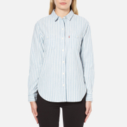 Levi's Women's Good Workwear Boyfriend Shirt - Verbena Indigo