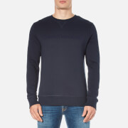 Calvin Klein Men's Harbor Crew Neck Sweatshirt - Night Sky