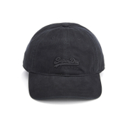 Superdry Men's Orange Label Solo Cap - Black
