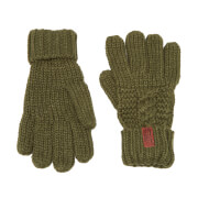 Superdry Women's North Gloves - Olive