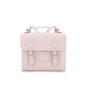 The Cambridge Satchel Company Women's Barrel Backpack - Dusky Rose