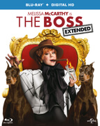 The Boss (Includes UV Copy)