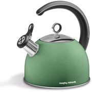 Morphy Richards 974752 2.5L Whistling Kettle - Sage Green