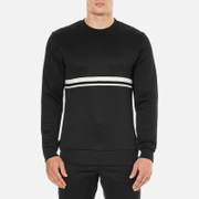 Wood Wood Men's Troy Long Sleeve Sweatshirt - Black