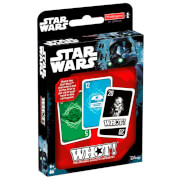 Top Card Tuck Box - Star Wars Whot!