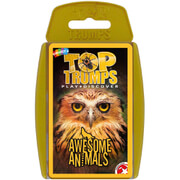 Classic Top Trumps - Awesome Animals