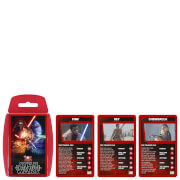 Top Trumps Specials - Star Wars: The Force Awakens