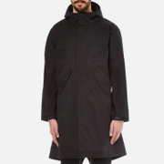 Maharishi Men's Mahatec Parka Jacket - Black