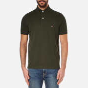 Tommy Hilfiger Men's Short Sleeve Polo Shirt - Rosin