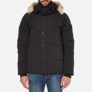 Canada Goose Men's Wyndham Parka Jacket - Black