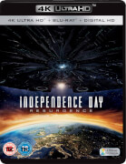 Independence Day: Resurgence - 4K Ultra HD (Includes UV Copy)