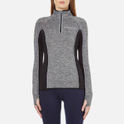 Superdry Women's Core Gym Track Top - Speckle Charcoal