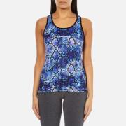 Superdry Women's Core Gym Vest - Purple Python