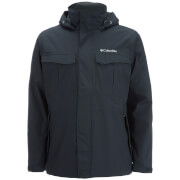 Columbia Men's Dr Downpour Jacket - Abyss