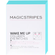 MAGICSTRIPES Wake Me Up Collagen Eye Patches x 5 Sachets