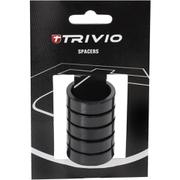 Trivio Alloy Stem Spacers - 5 x 10mm (1 1/8 Inches)