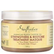 Shea Moisture Jamaican Black Castor Oil Strengthen & Restore Treatment Masque 340g