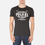 Polo Ralph Lauren Men's Short Sleeve Custom Fit T-Shirt - Black