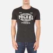 Polo Ralph Lauren Men's Short Sleeve Custom Fit T-Shirt - Black