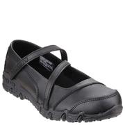 Skechers Kids' Gemz Foglights Shoes - Black