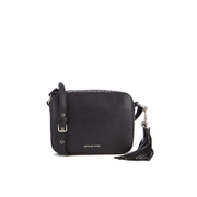 MICHAEL MICHAEL KORS Women's Brooklyn Large Camera Bag - Black