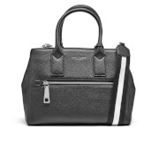 Marc Jacobs Women's Gotham Sport Strap Leather Tote Bag - Black