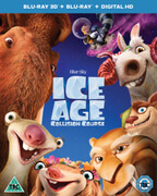Ice Age: Collision Course 3D (Includes UV Copy)